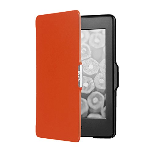 NuPro Slim Fitted Cover for 7th Gen Kindle Paperwhite - Orange