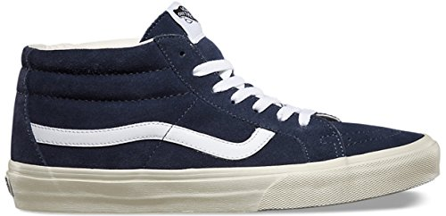 Chaussures Bleu Ombre Sk8 De Vans Mid mid Uk 7 cru Skate nY4qUw1Z