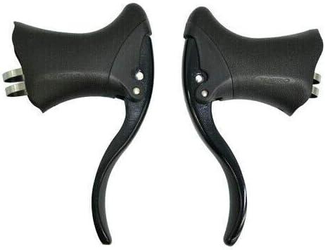 1 Set Nero 2 pezzi Black leva del freno-Set XL 750-rl Alluminio Tektro xl750-rl