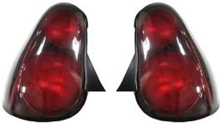 Taillight Taillamp Brake Light Left Driver Side Rear for 00-05 Chevy Monte Carlo