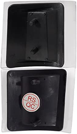 For Chevy Tahoe C//K Suburban Corner Lights Signal Park Lamps Black Clear