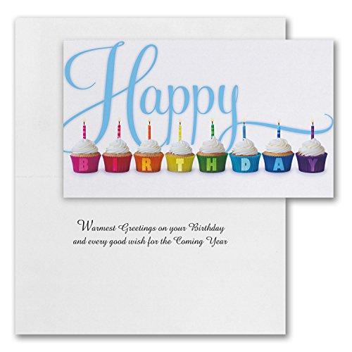 Canopy Street Festive Birthday Card Assortment Pack (Set of 50) Photo #3