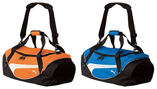 puma-teamsport-formation-small-duffle-bag-orange-royal-one-size