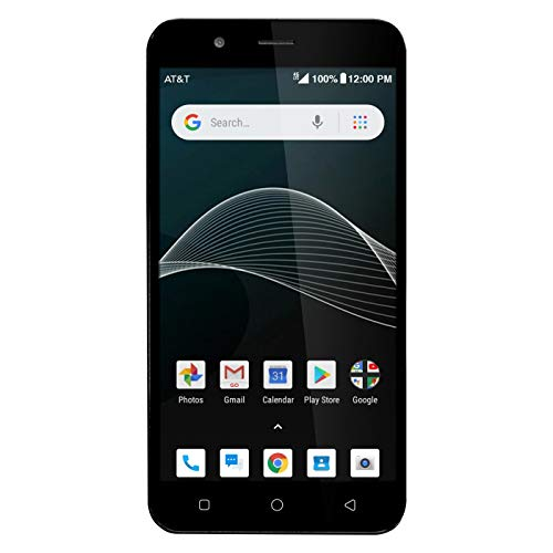 Prepaid At&T Axia 4G LTE 16GB Android 8.1 LCD 5.5