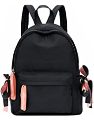 Ali Victory Basic Backpack for Women Fashion Grils College School Shoulder Bag