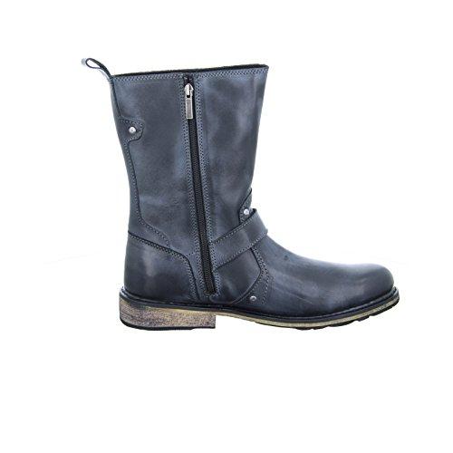 HARLEY DAVIDSON - Biker-Boots - JAYDEN D95348 - noir, Größe:45