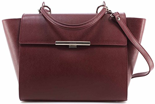 bordeaux red Handtasche Adèle x red Lancaster P1fZvZ