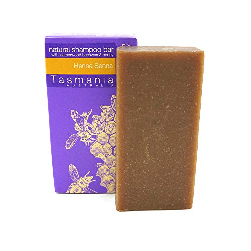 - Henna Senna Solid Conditioning Shampoo Bar for Color Treated Hair 100% Natural with Organic Leatherwood Honey & Essential Oils | Sulfate Paraben & Cruelty Free