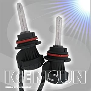"Kensun HID Xenon Replacement Bulbs ""All Sizes and Colors"" - 9007 (9004) (HB5) Bi-Xenon (Dual-Beam) - 6000k (In Original Kensun Box)"