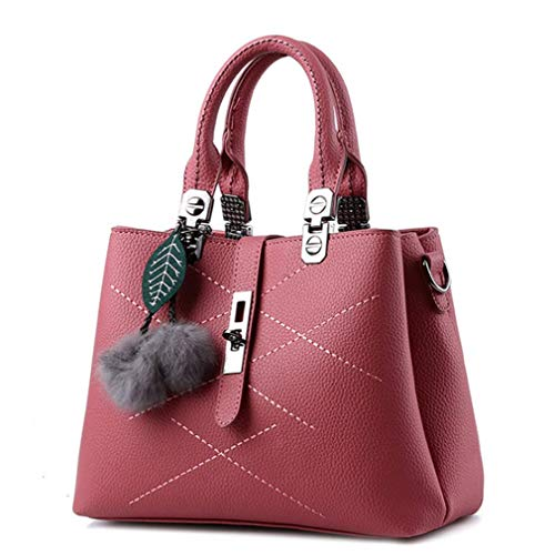 pahajim new ladies handbag new wave packet Messenger bag ladies handbag female bag handbags for women female bag handbags for women(Blue) Xiangpifeng