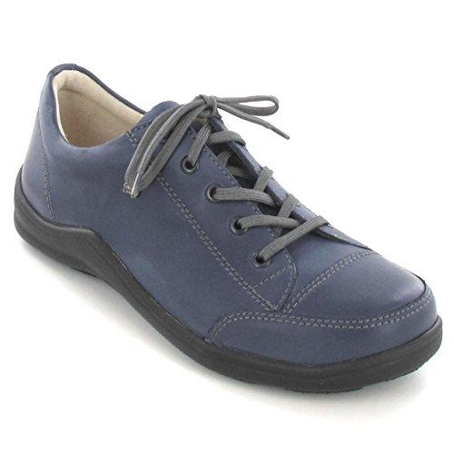 Blu stringate Finn Comfort donna Soho Scarpe 471098 HY61q