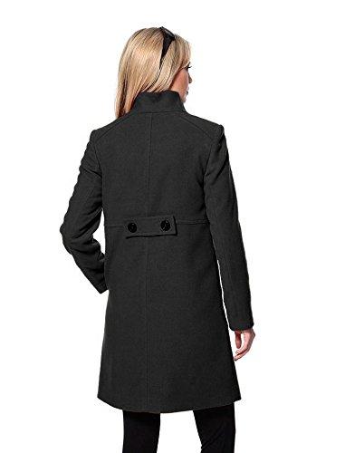 Femmes Noir Noir Vivance Vivance Pour Femmes Vivance Manteau Pour Manteau 77Ua8Af