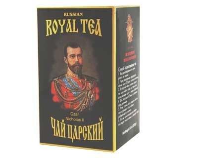 Royal Tea Czar Nicolas