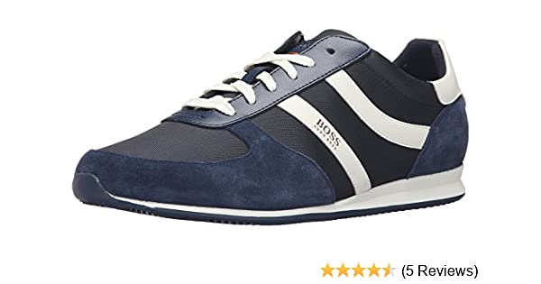 Amazon.com  BOSS Orange by Hugo Boss Men s Orland Fashion Sneaker  Shoes b3ee63fca65