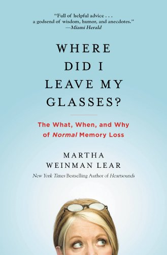 Where Did I Leave My Glasses?: The What, When, and Why of Normal Memory - Glasses Grand Central