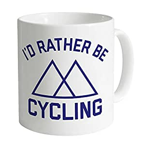 I'd Rather Be Cycling Taza