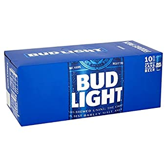Bud Light Fridge Pack 10 x 440ml (Pack de 10x440m): Amazon ...