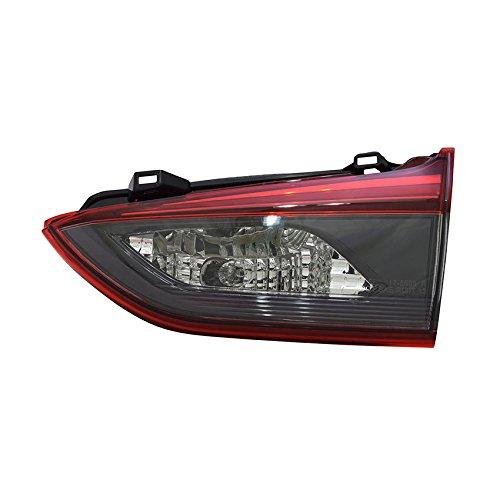 mazda 6 tail lights - 4