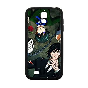 Black Butler Cell Phone Case for Samsung Galaxy S4