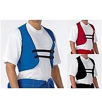 OMP OMPKK0400100L041 Protector Costilla, Azul, Talla L