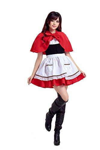 MARIAN Halloween Costume Girls Little Red Riding Hood Costume - Little Red Riding Hood Halloween Costume Ideas