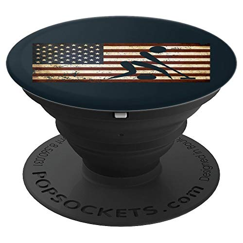 (Perfect Competition Winter Ice Curling Sports Gift Shirt - PopSockets Grip and Stand for Phones and)