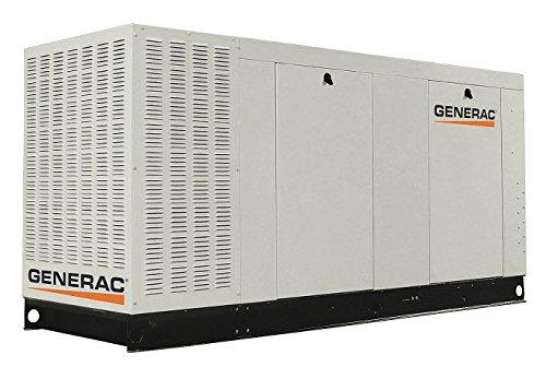Generac - QT07068JVAC - Liquid Propane Automatic Standby Generator, 120VAC/240VAC