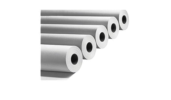 Rollos papel localizador: 90 grs 594 mm x 50 m – 6 RLX para plotter HP Canon CAD: Amazon.es: Oficina y papelería