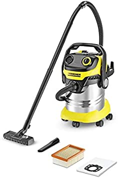 Karcher WD 5 Premium Multi Purpose Vacuum Cleaner - 1100W, 1.348-230.0