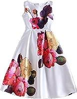 Shreeji Ethnic Women's Satin Dress (101036- _White _Free Size)