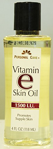 Vitamin E Skin Oil (1) – personal care Review