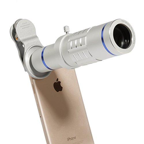 Universal Clip Lens (Silver) - 3