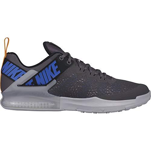 Nike Men's Zoom Domination TR 2 Training Shoe Thunder Grey/Game Royal/Atmosphere Grey Size 9.5 M US