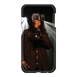 KennethKaczmarek Samsung Galaxy S6 Shock Absorbent Hard Phone Cases Provide Private Custom Vivid Alice Cooper Band Series [nDZ5643TwUl]