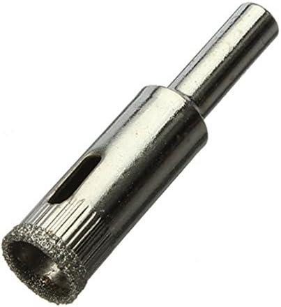 Foret Diamante 12mm Diametre Fraise Meche Trepan Pour Ceramique Verre Carrelage Gres Amazon Fr Bricolage