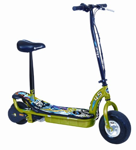 Currie Scooters (Currie Technologies eZip E4.5 Electric Scooter, Green)