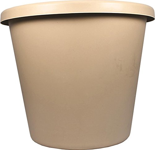 Akro-Mils LIA24000A34 Classic Pot, Sandstone, 24-Inch by Akro-Mils