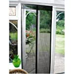Magnetic Flying Insect Door Screen /...