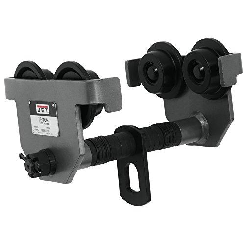 JET 1/2 HDT 1/2-Ton Heavy Duty Manual Trolley -