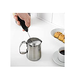 IKEA--6pcs Milk Frother , Black by Ikea by IKEA