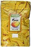 Trader Joe's Freeze Dried Mango Unsweetened & Unsulfured, 1.7oz (48g)