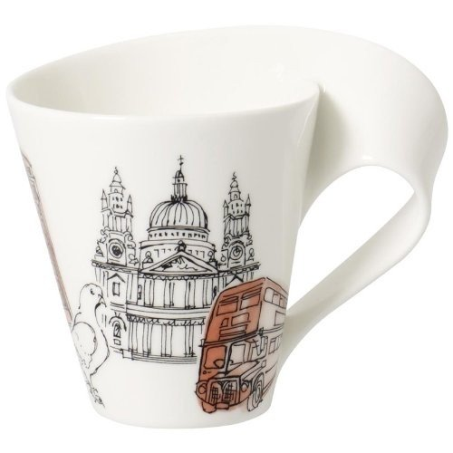 Villeroy & Boch New Wave Caffe Cities Of Europe Mug - London