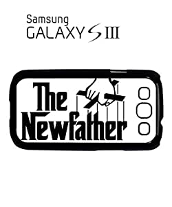 The New Father Cool Mobile Cell Phone Case Samsung Galaxy S3 Black