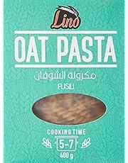 Lino Oat Fusili Pasta, 400 gm
