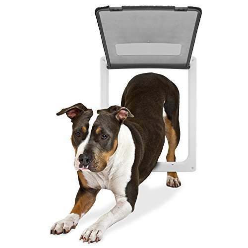 Large Breed Locking Pet Door - 14.5
