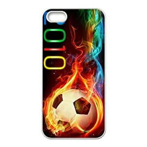 Sports 2010 fifa world cup south africa iPhone 4 4s Cell Phone Case White 91INA91334855