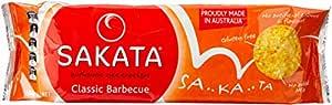 Sakata Classic BBQ Rice Crackers, 100 Grams