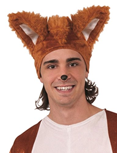 [Fox Hat] (Fox Hat Costume)