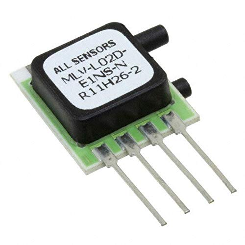 "SENSOR PRESSURE DIFF 2"" H2O (Pack of 1) (MLV-L02D-E1NS-N)"