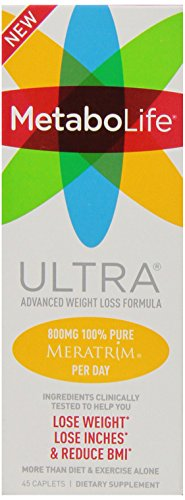 Twinlab Ultra Weight Supplements Count